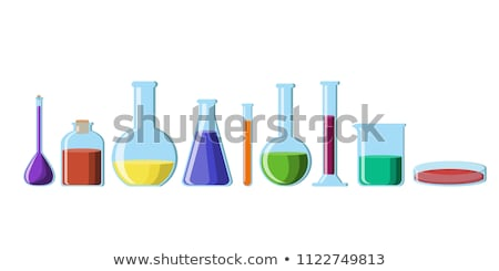 chemicals in glass bottles Stock photo © gewoldi