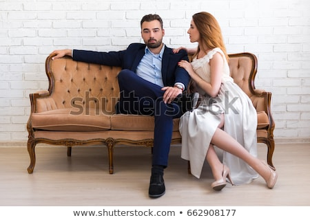 Chic business couple Stock photo © photography33