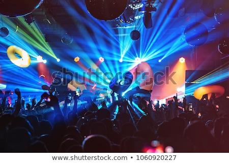 At nightclub Stock photo © pressmaster