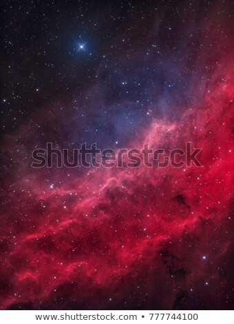 Kaliforniya · nebula · güneş · ışık · mavi · kırmızı - stok fotoğraf © rwittich