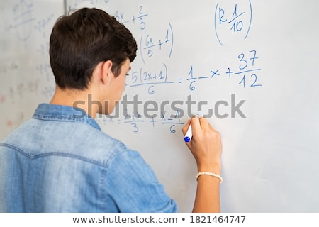 math expressions stock photo © cteconsulting