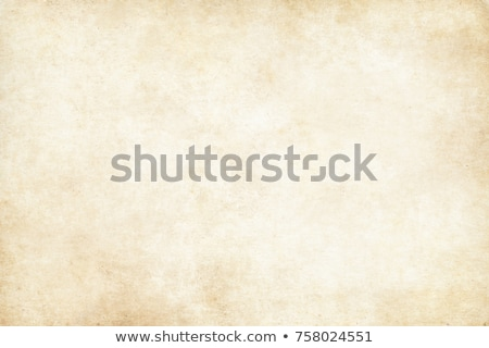 Stock photo: Old paper