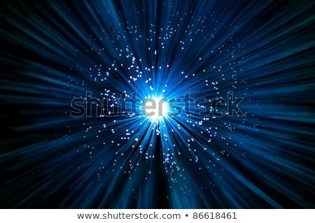 soyut · lif · optik · 3d · illustration · bilgisayar · teknoloji - stok fotoğraf © stryjek