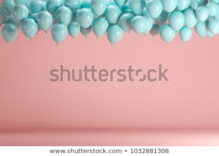 Balloons Background Stock photo © make