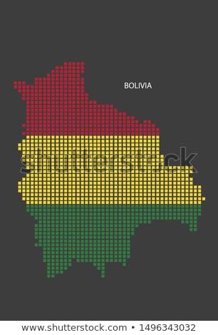 algeria gay map Stock photo © tony4urban
