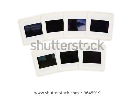 seven slides. all slides mine stock photo © Paha_L