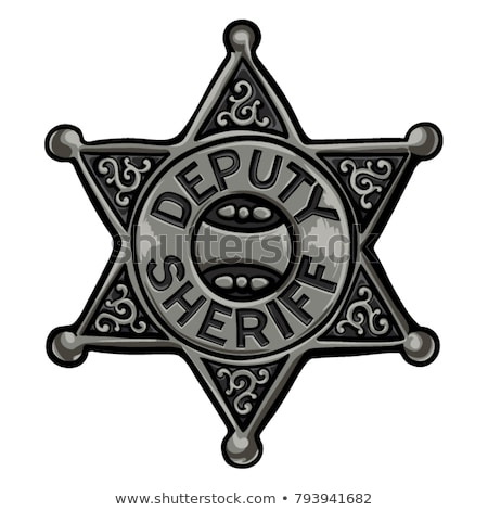 Cowboy Deputy Sheriff Stock photo © JamiRae