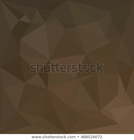 Blast Off Bronze Abstract Low Polygon Background Stock photo © patrimonio