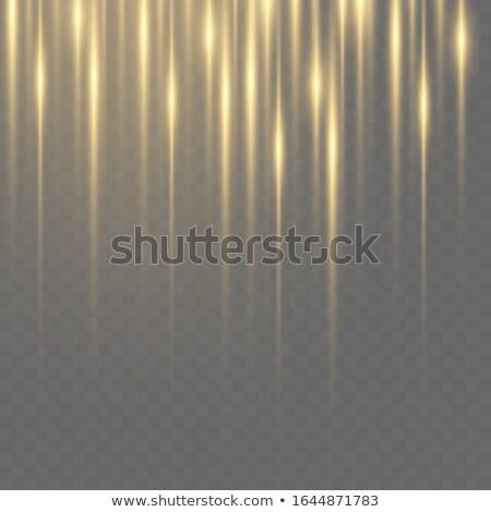 Dourado poeira superfície eps 10 detalhado Foto stock © beholdereye