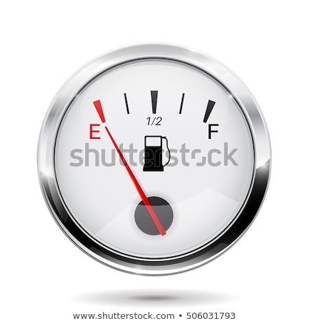 Empty Gas Gauge Stock photo © unkreatives