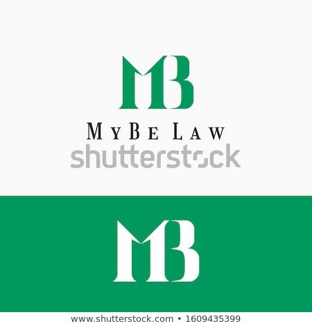 Twórczej projektowanie logo marka tożsamości firmy profil Zdjęcia stock © DavidArts