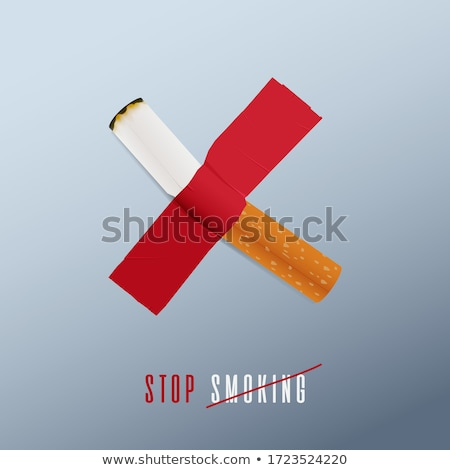 banner no smoking day stock photo © olena