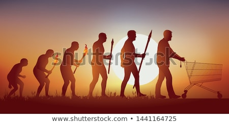 Consumer society concept. Stock photo © 72soul