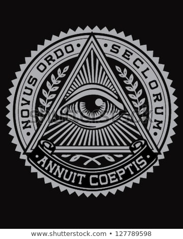 Stock photo: All Seeing Eye The Eye Of Providence