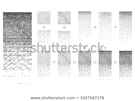 Hatching gradient texture Stock photo © Sonya_illustrations