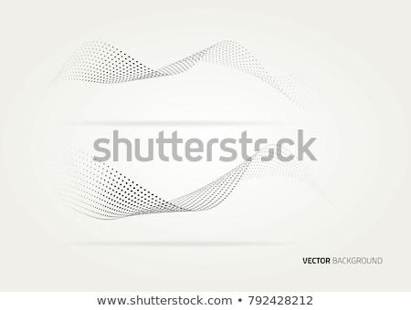аннотация Swirl шаблон Сток-фото © SArts