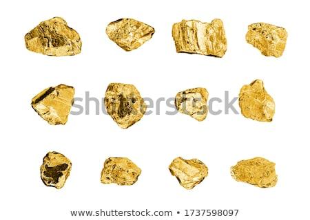 golden nugget Stock photo © AnatolyM