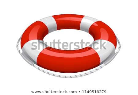 Lifeguard professional lifebuoy 3D Stock photo © djmilic
