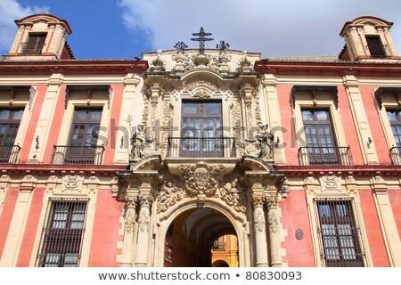 Archbishop's Palace, Seville Stock photo © borisb17