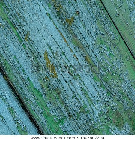 Old wood planks arranged diagonally texture background Stock photo © Melnyk