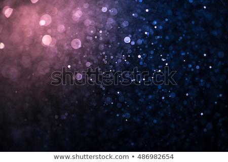 abstract · beweging · lichten · christmas · licht · wazig - stockfoto © iko