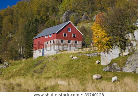 Stock photo: Kvaevemoen, Norway