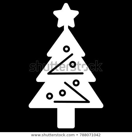 noel · ağacı · birkaç · Noel · hediyeler · render · yüksek - stok fotoğraf © pixelchaos