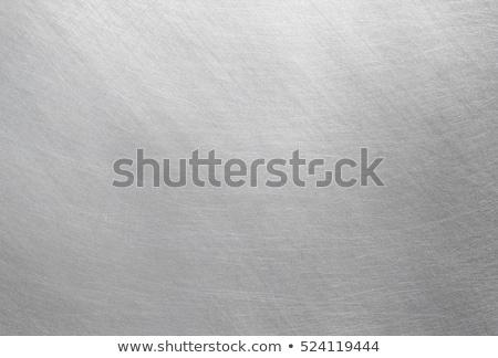 tiled metal background stock photo © sylverarts