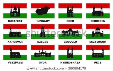 City Hall of Szeged Stock photo © jakatics