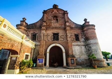 kerk · unesco · wereld · erfgoed · plaats - stockfoto © joyr