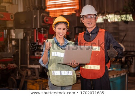 workers,  male, female, workplace Stock photo © photography33