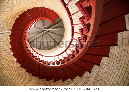 deniz · feneri · merdiven · dinamik · görmek · yüksek · adımlar - stok fotoğraf © smithore