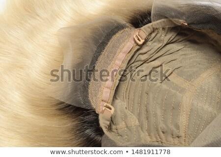 black blonde lace stock photo © nito