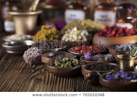 old chinese remedies stock photo © kacpura