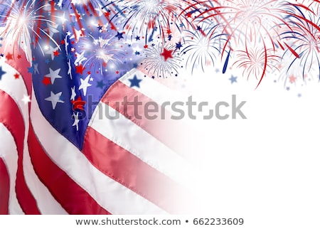 Fourth Of July Stock photo © Lightsource