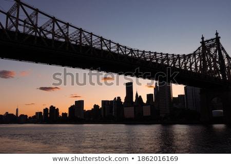 закат · город · Рио-де-Жанейро · зданий · путешествия · домах - Сток-фото © spectral