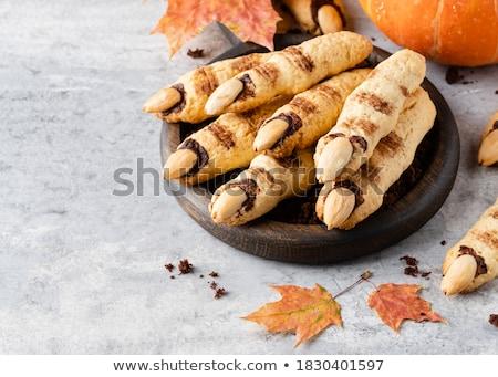 Halloween fingers Stock photo © nito