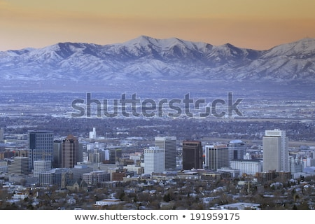 Salt Lake City and County Building Stock photo © AndreyKr