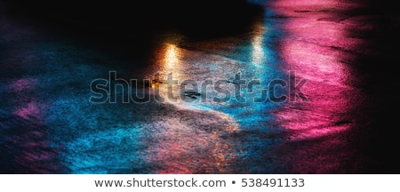 Stock photo: abstract urban background