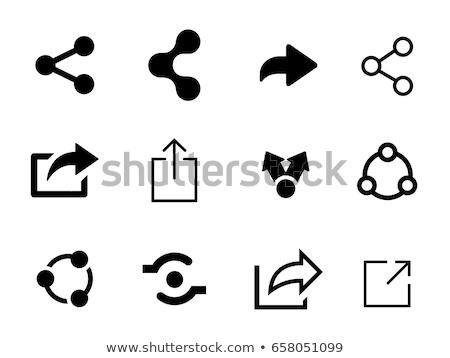 ui · дизайна · тенденция · набор · иконки - Сток-фото © nickylarson974