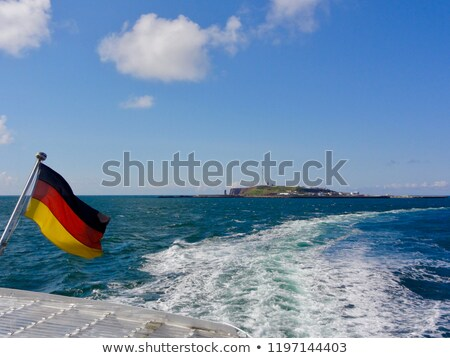 Germany and Wake Island Flags Stock photo © Istanbul2009