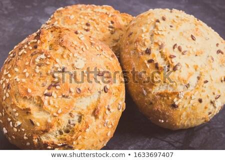 Wholegrain rolls  Stock photo © Digifoodstock