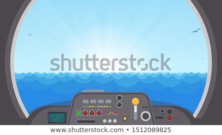 宇宙船 ドライバ 交通 アイコン 男 旅行 ストックフォト © Twinkieartcat