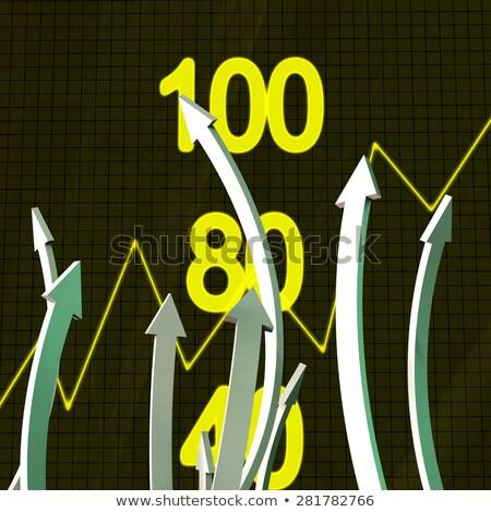 Progress Breakthrough Shows Growth Forward And Headway Stock photo © stuartmiles