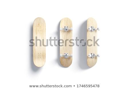 Longboard skateboard Stock photo © kali