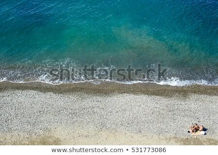 Playa mar tropicales turquesa azul Foto stock © igor_shmel