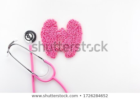 Thyroid Cancer Concept Stock photo © Lightsource