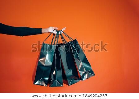 Black friday venda projeto compras preto férias Foto stock © SArts