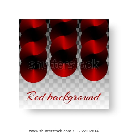 red conical radial gradient background Stock photo © SArts