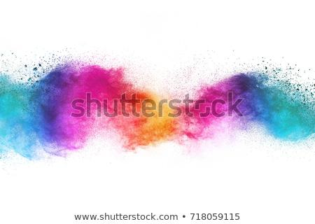 Renkler sıçramak mutlu festival arka plan renk Stok fotoğraf © SArts
